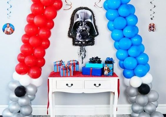 27 Star Wars Theme Birthday Party Ideas