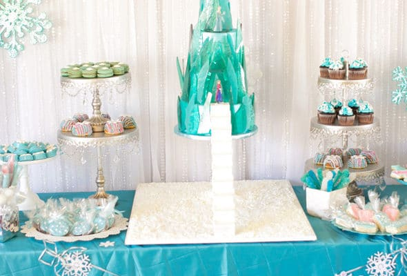 Disney Frozen Birthday Party Ideas Archives Pretty My Party