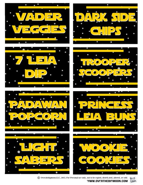 picture regarding Star Wars Birthday Invitations Printable titled 27 Star Wars Birthday Get together Tips - Extremely My Get together