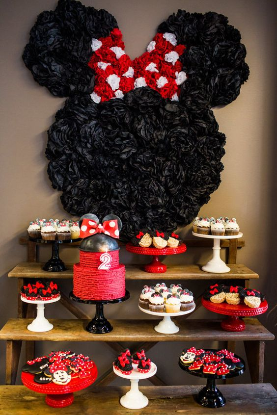 29 Minnie Mouse Party Ideas Pretty My