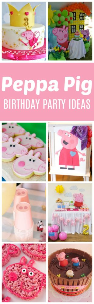 17 Peppa Pig Birthday Party Ideas | Pretty My Party
