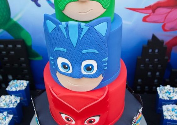 13 Fun PJ Masks Party Ideas