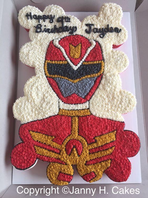 13 Power Rangers Party Ideas Power Ranger Birthday