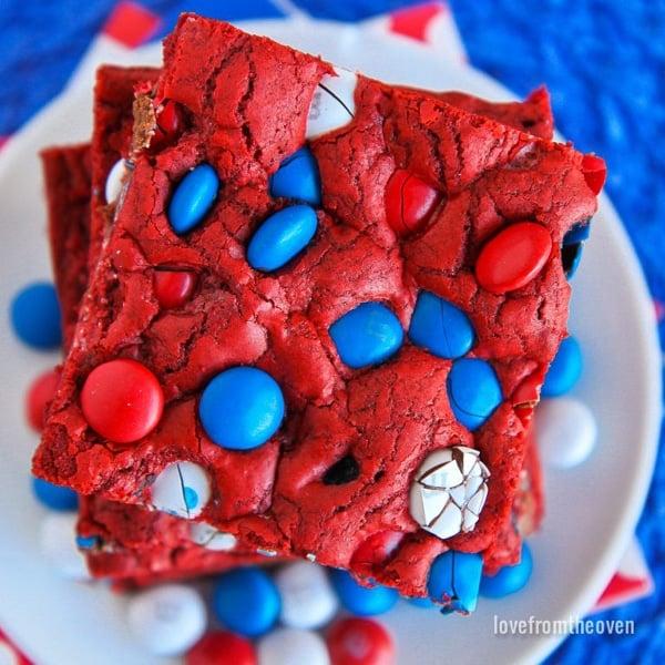 Spiderman Birthday Dessert Idea