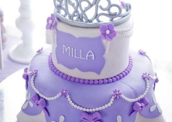 16 Sofia the First Birthday Party Ideas