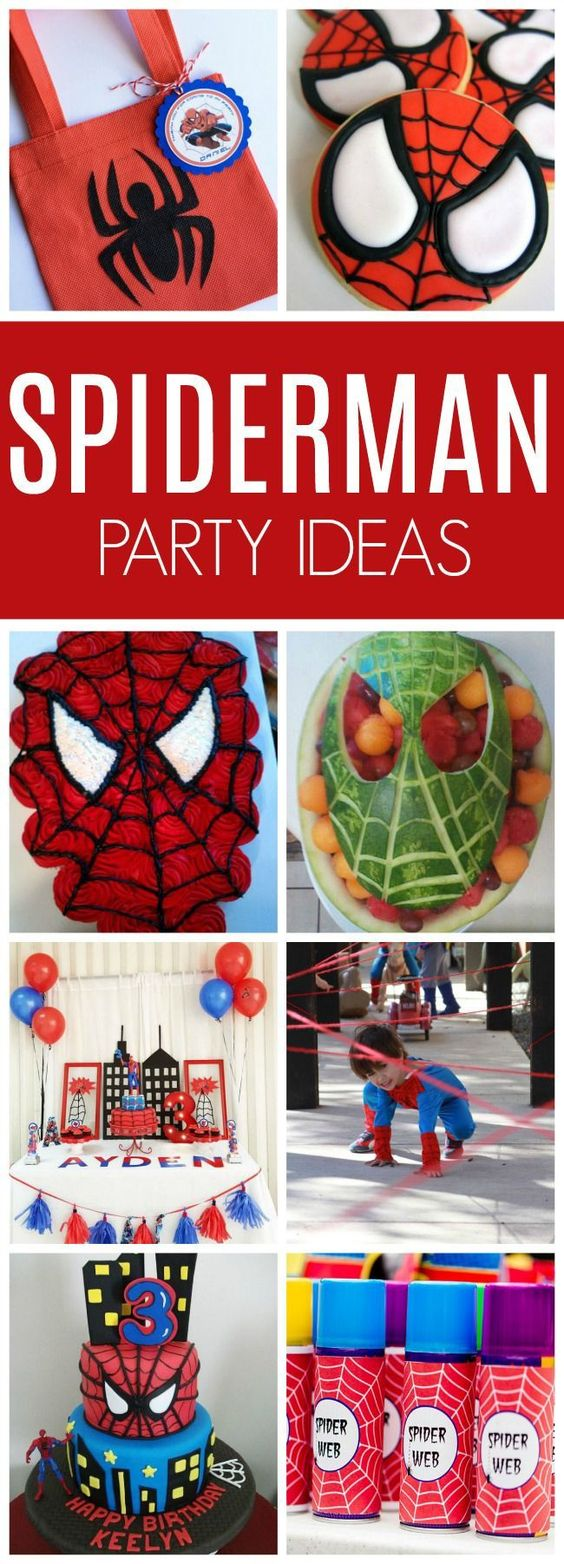 image relating to Free Printable Cupcake Wrappers and Toppers With Spiderman known as 21 Spiderman Birthday Occasion Strategies - Incredibly My Get together - Bash