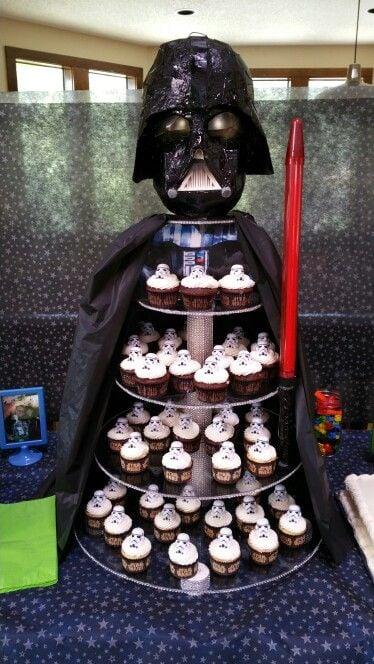 27 Star Wars Theme Birthday Party Ideas Pretty My Party