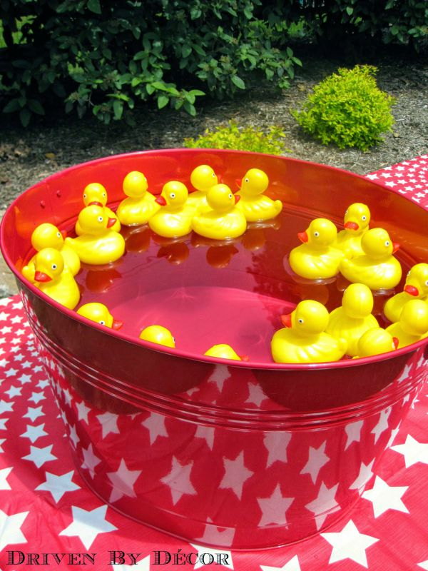 Duck Matching Game | Carnival Party Ideas
