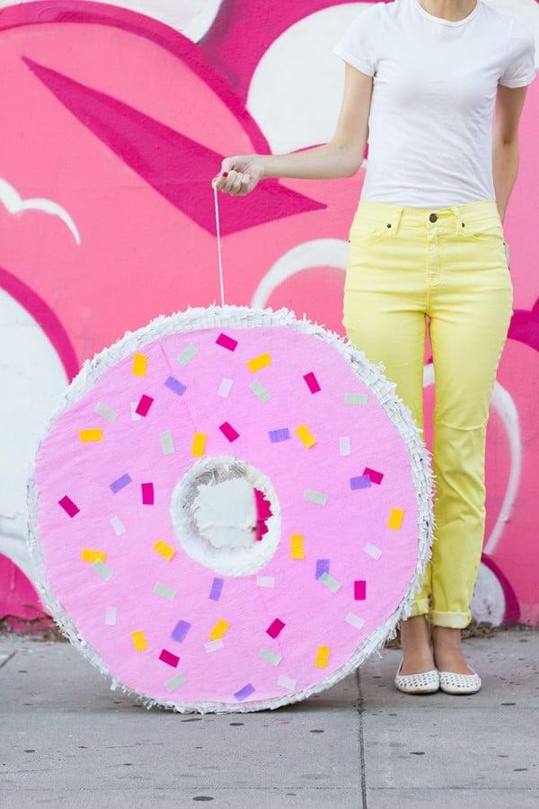 DIY Donut Pinata | Donut Party