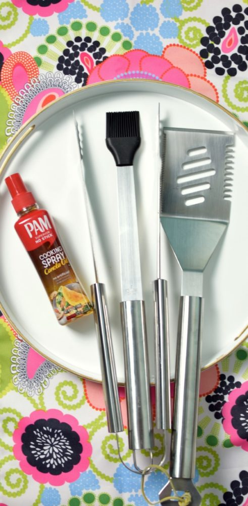 Barbecue Tool Set | Summer Entertaining Must-Haves