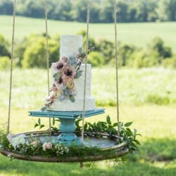 Southern Garden Inspired Bridal Luncheon