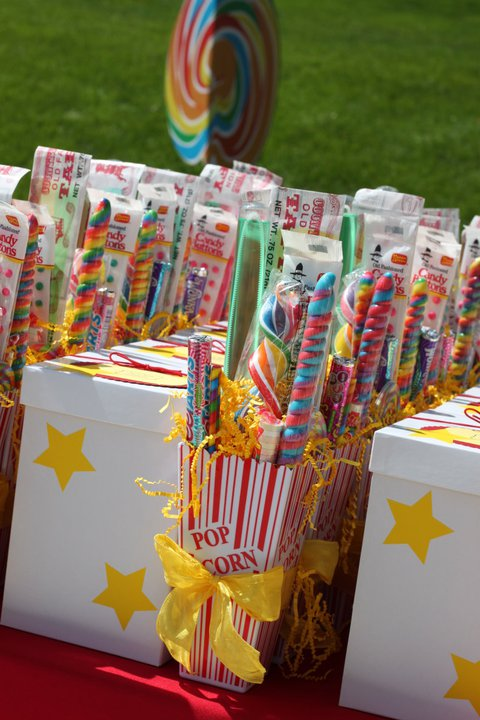 Carnival Party Favors | Carnival Party Ideas