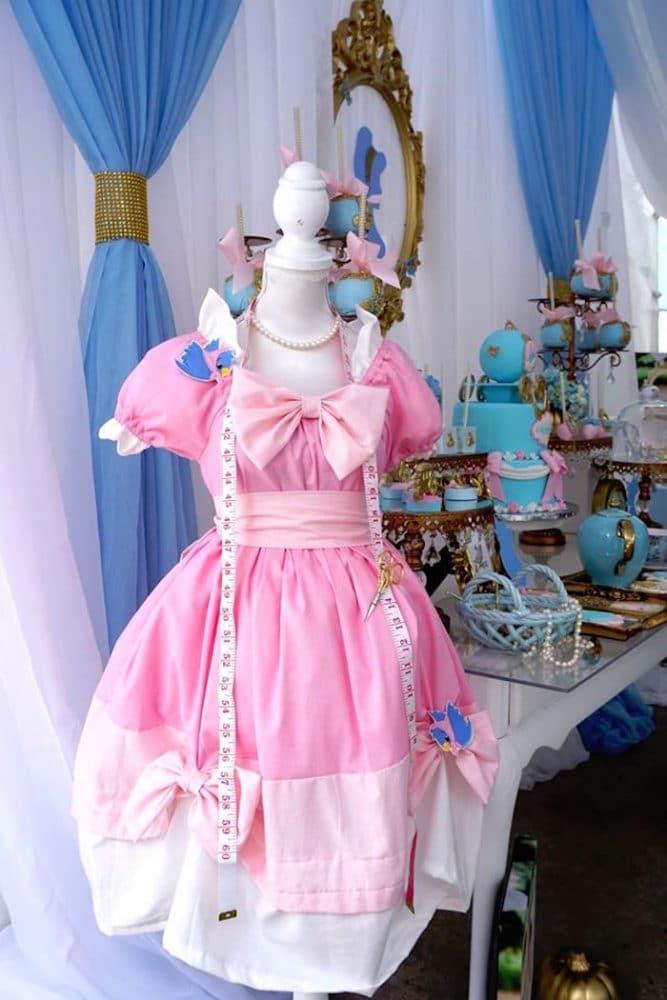 Cinderella Dress for Cinderella Party
