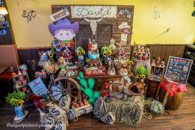 Cowboy Themed Party Ideas
