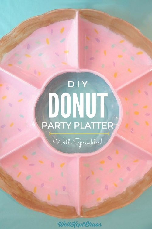 29 Fantastic Donut Themed Party Ideas Pretty My Party