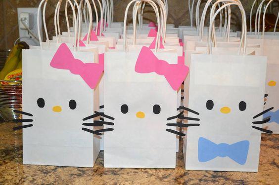 Hello Kitty Party Favors | Hello Kitty Party Ideas
