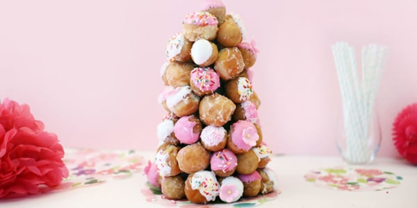 DIY Donut Tree | Donut Party