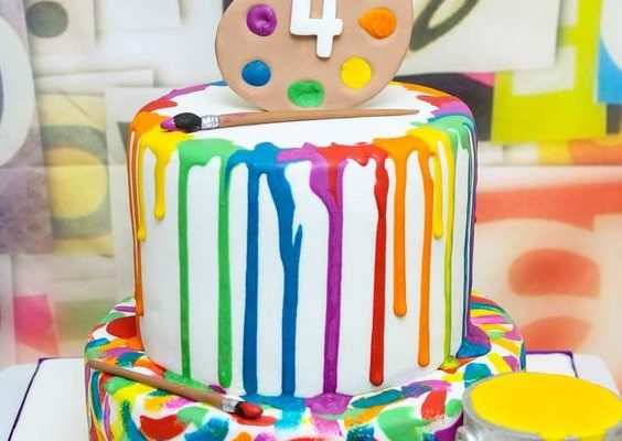 23 Creative Art Themed Party Ideas