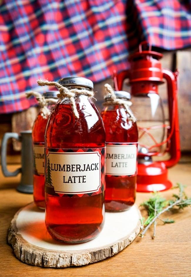 Lumberjack Latte