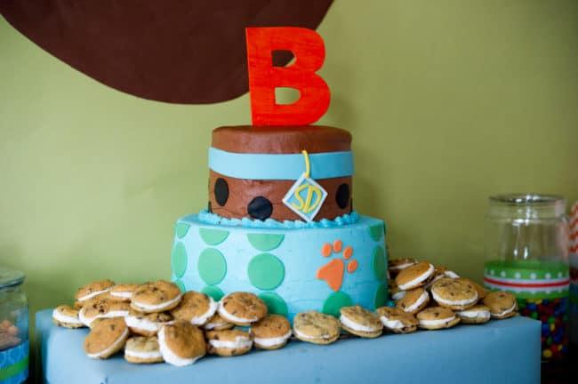 Amazing Scooby Doo Birthday Party Pretty My Party Party Ideas Funny Birthday Cards Online Alyptdamsfinfo