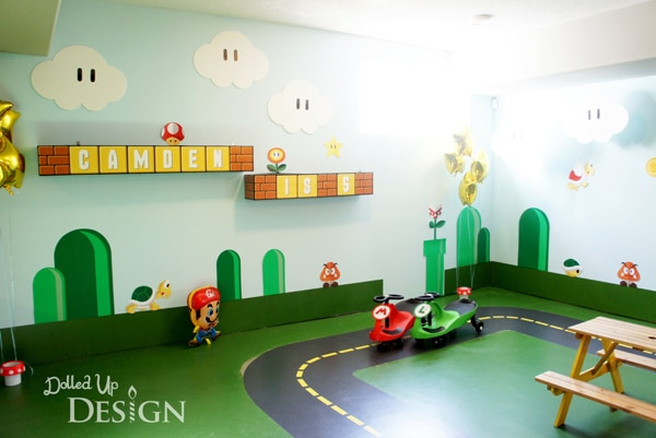 Awesome Super Mario Party Ideas