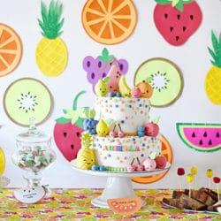 Fabulous Tutti Frutti Birthday Party