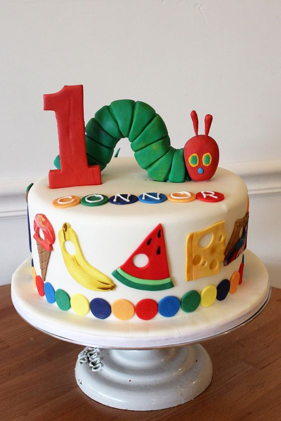 24 Very Hungry Caterpillar Party Ideas - Pretty My Party