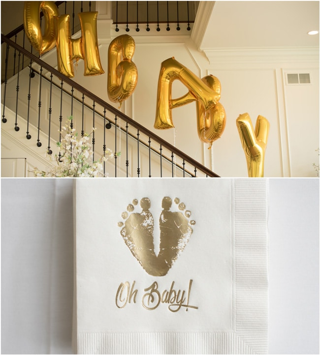 Little Prince Themed Baby Shower
