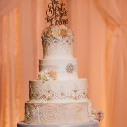 Sparkly New Year's Eve Wedding Celebration
