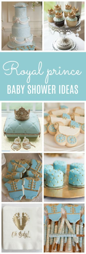 Little Prince Themed Baby Shower Sprinkle On Pretty My Party