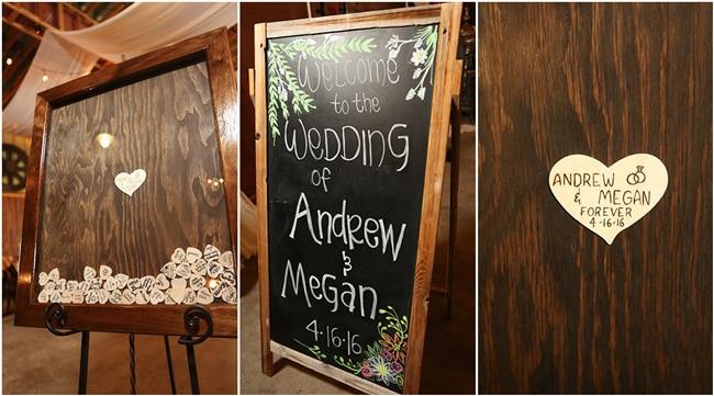 Rustic Barn Wedding in Utah on Pretty My Party