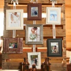 Rustic Barn Wedding in Utah