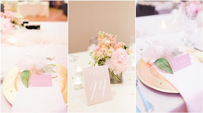 Elegant Summer Indiana Wedding on Pretty My Party