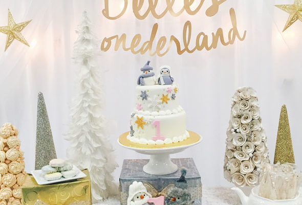 29 Winter Wonderland Birthday Party Ideas