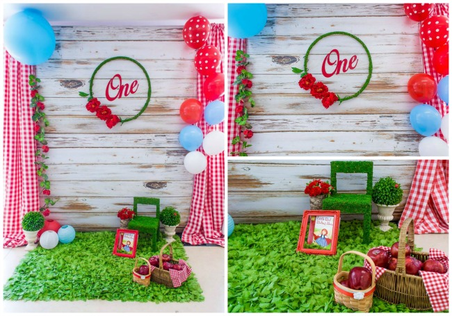 Adorable Little Red Riding Hood Birthday Party Pretty My