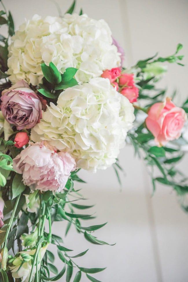 Flower Garden First Birthday Theme on Pretty My Party