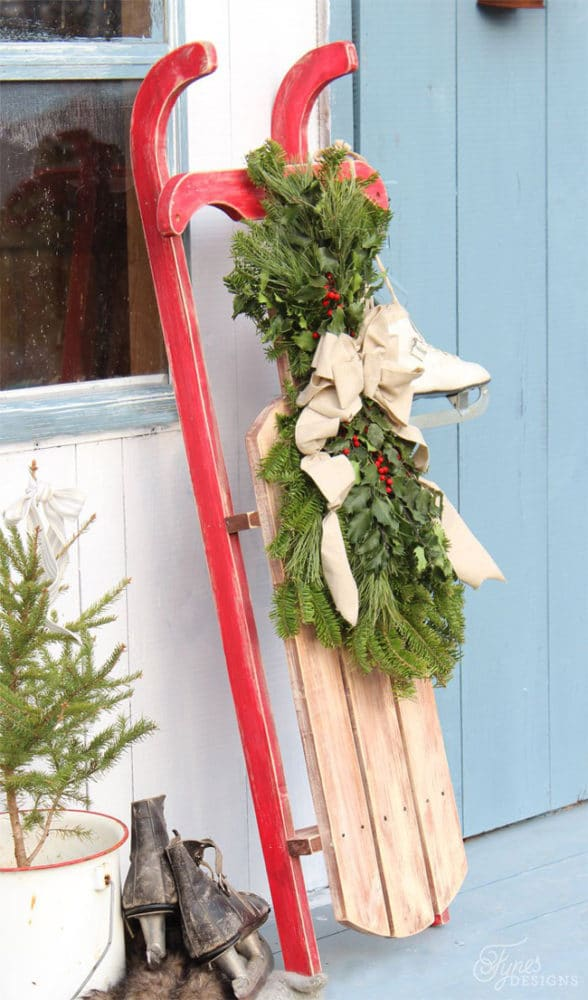 16 Utterly Perfect DIY Wood Christmas Decorations - Pretty ...