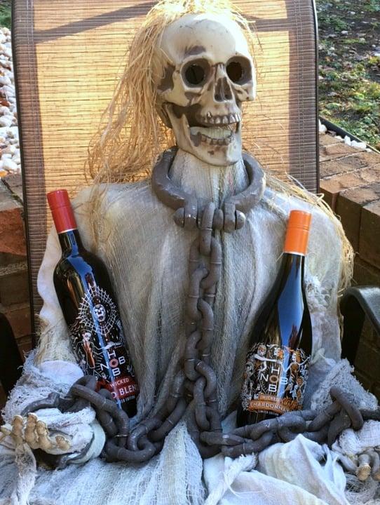 Hob Nob Halloween Wines