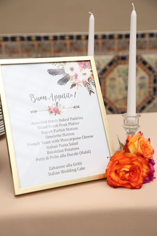 Floral Themed Bridal Shower Brunch Bridal Shower Ideas