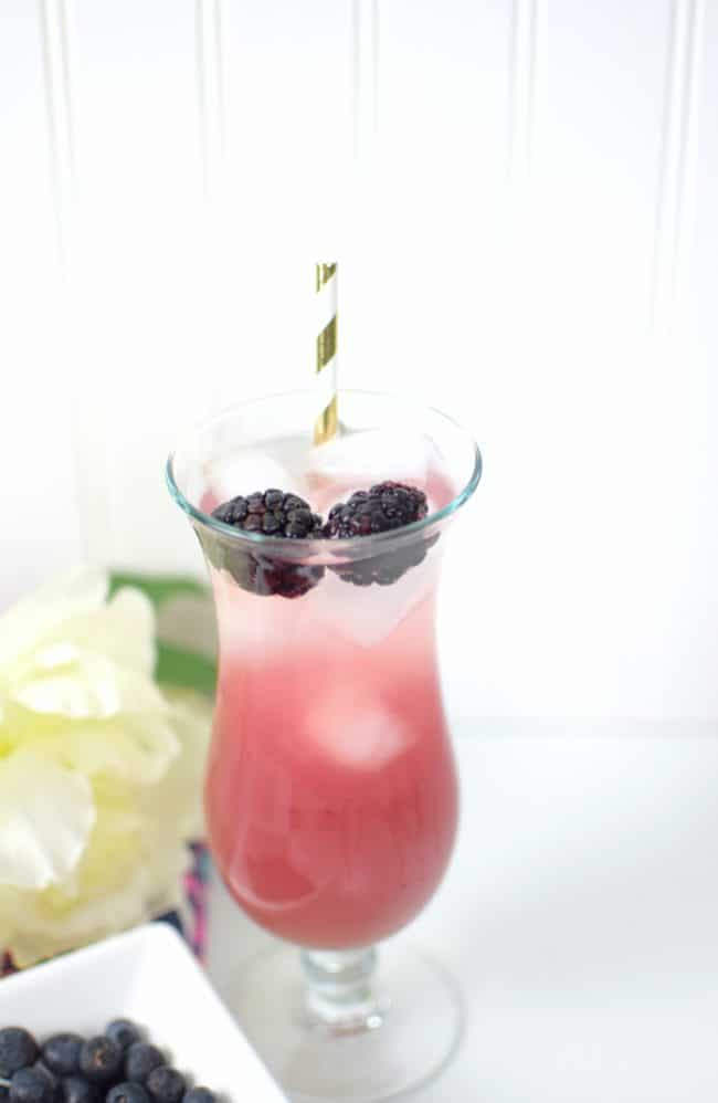 Berrylicious Mocktail - 3 Party Perfect Dasani Sparkling Drink Recipes