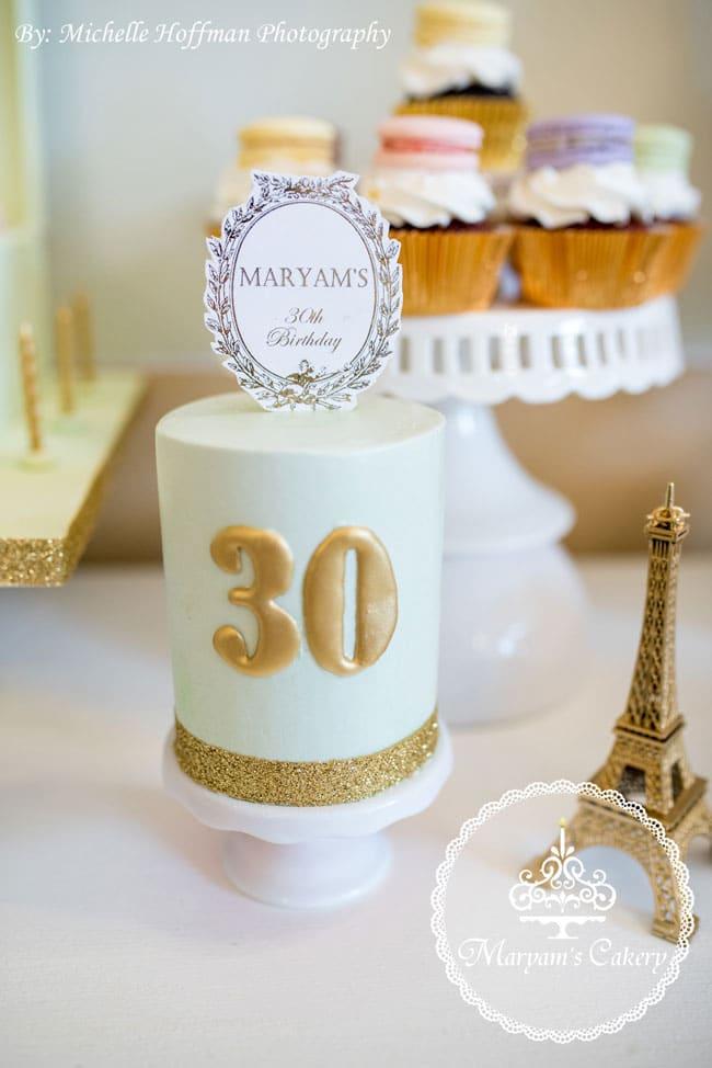 Brilliant French Parisian Tea Party 30Th Birthday Pretty My Party Birthday Cards Printable Opercafe Filternl