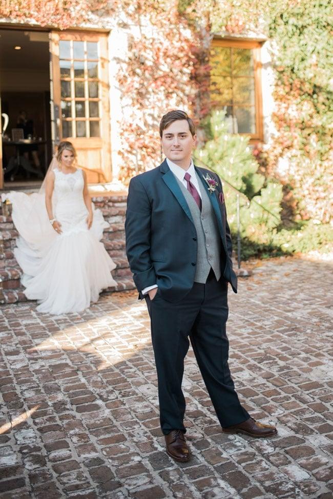 Elegant Southern Fall Wedding