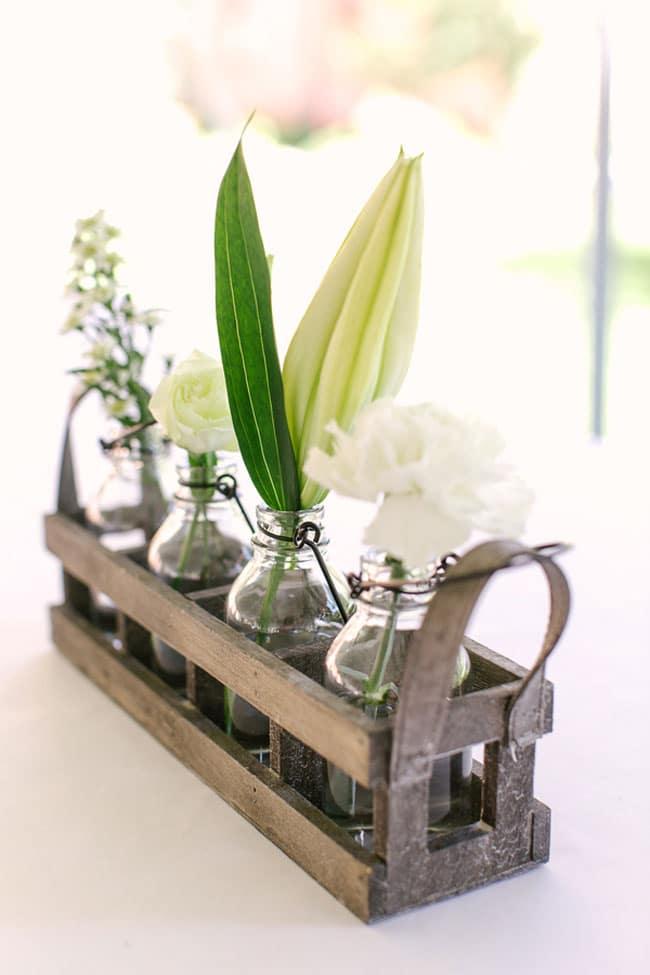garden wedding decor