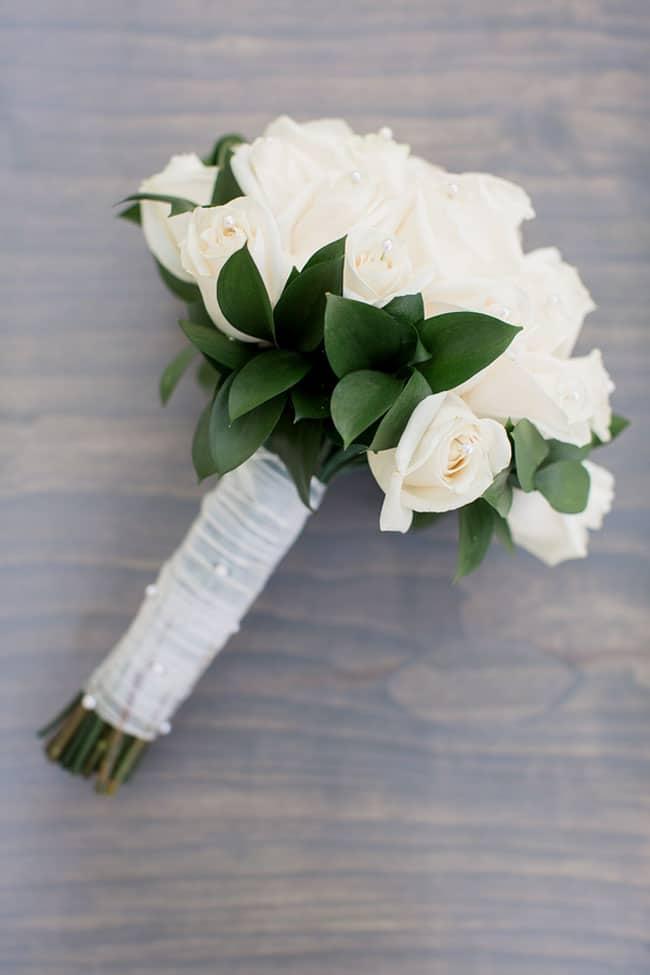 garden wedding flowers