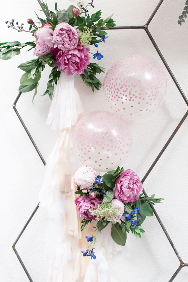 Colorful Boho Sweet Sixteen Party Pretty My Party