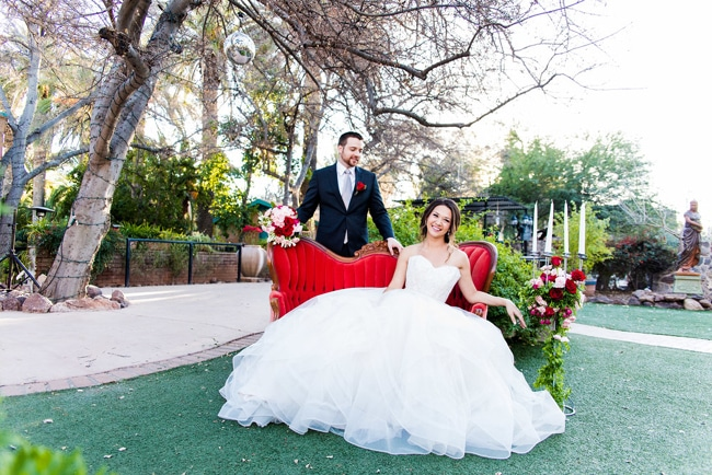 Romantic Garden Wedding Ideas