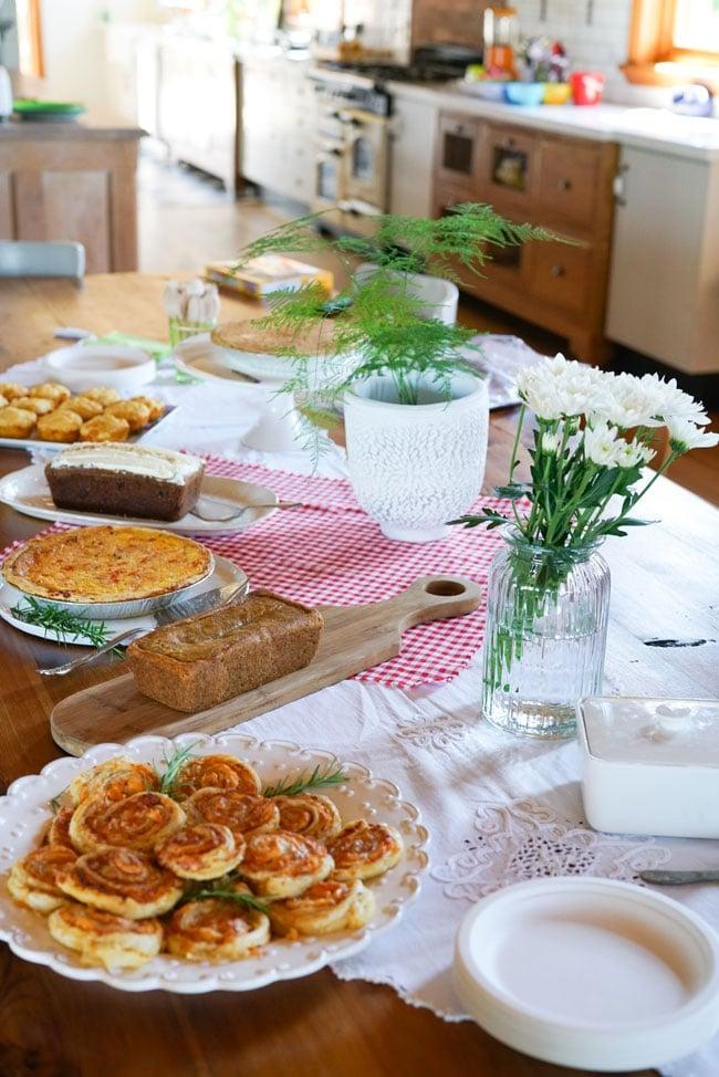 Cowboy Party Food