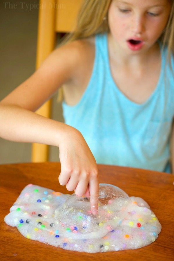 Easy Slime Recipe Without Borax
