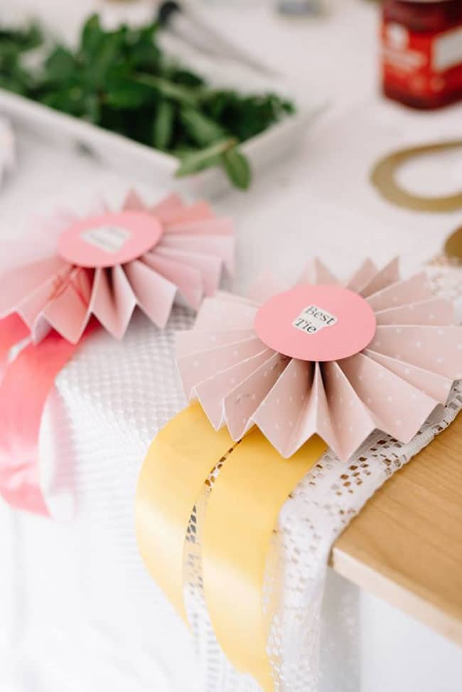 Kentucky Derby Party Ribbons