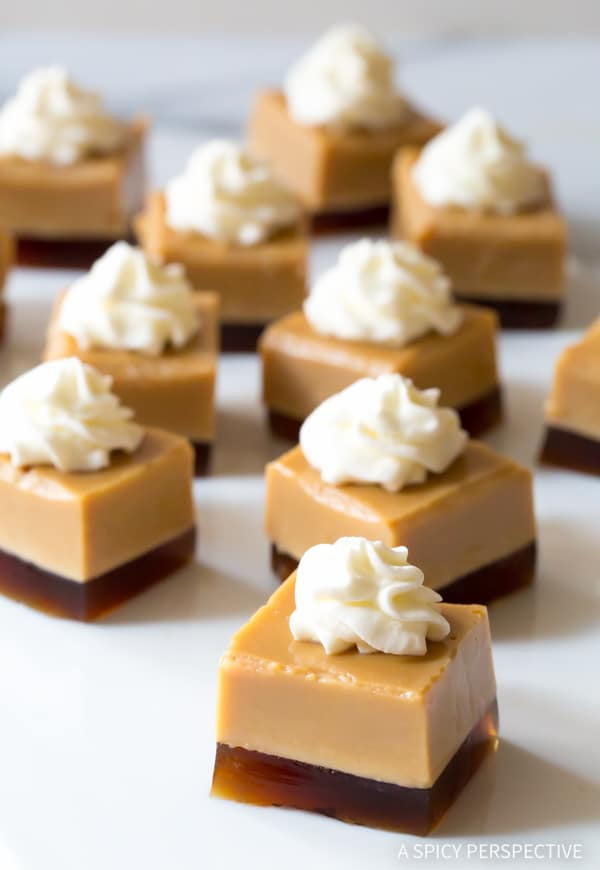 Bailey's Irish Cream Jello Shots
